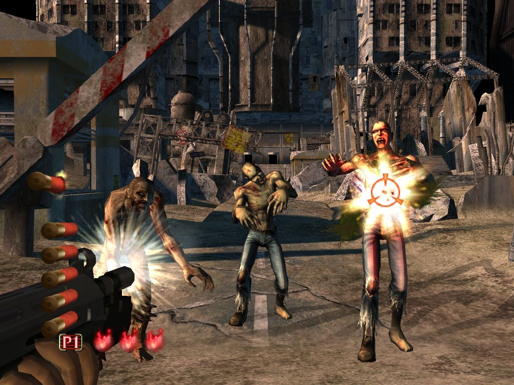 The house of the dead iii full game free pc download for Housse of the dead