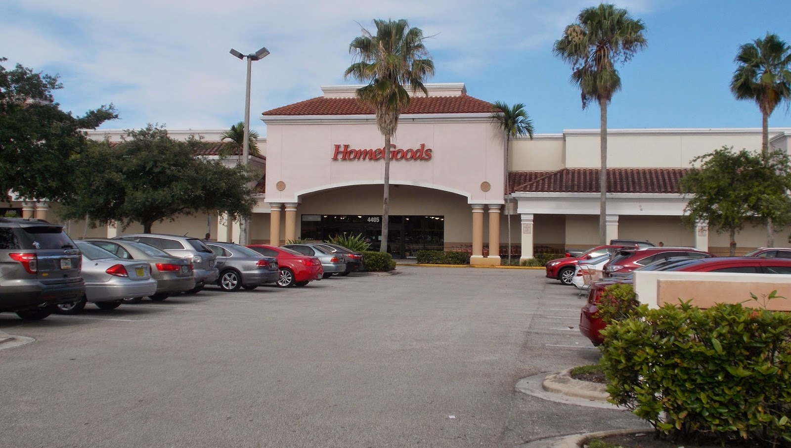 Albertsons Florida Blog A Quick Glimpse Former Albertsons - Home goods palm beach gardens