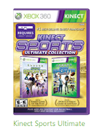 xbox kinect sports