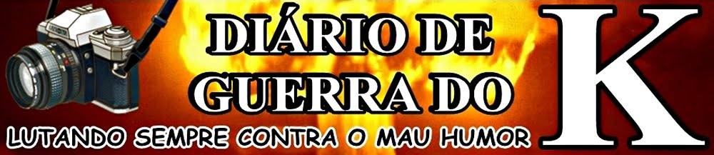 DIÁRIO DE GUERRA DO K