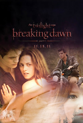 The Twilight Sage: Breaking Dawn - Part 1 poster 1