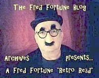 Fred Fortune Past Tense...