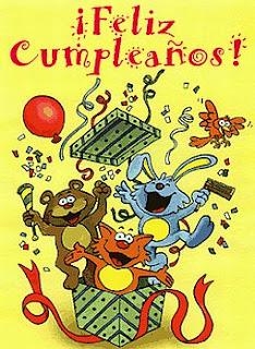 Tarjetas de Cumpleaños Divertidas, parte 2