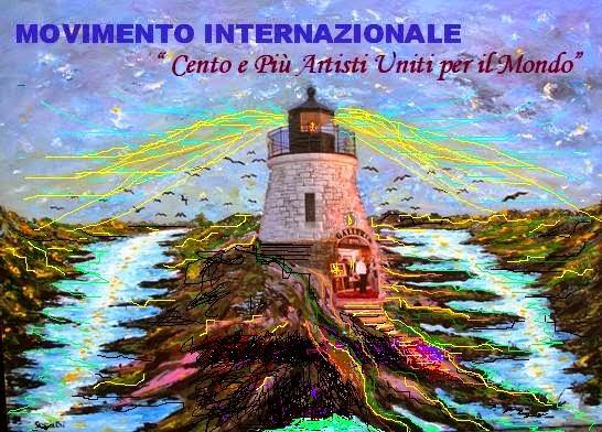 MOVIMENTO INTERNAZIONALE ''CENTO ARTISTI PER IL MONDO''