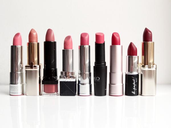 Très Beauty & Gibberish: Du choix de la couleur de son rouge à lèvres MB93