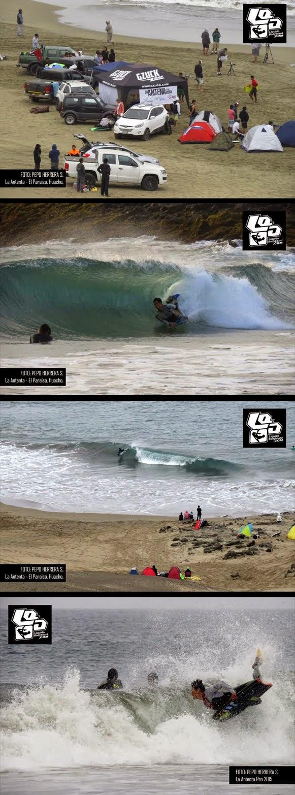 LA ANTENA PRO 2015 / HUACHO