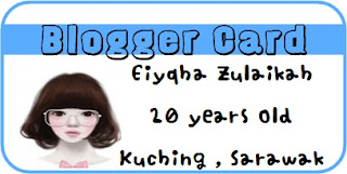 ♥  admin blogger card