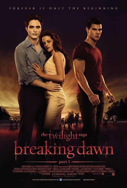 THE TWILIGHT SAGA: BREAKING DOWN PART 1 (2011)