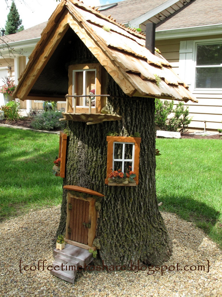 Coffee Time To Share Gnome House For Rent