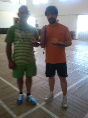 Resultados oficiais do Torneio de Badminton