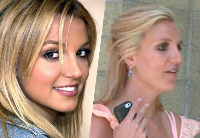 Britney+Spears+appeared+in+public+with+a