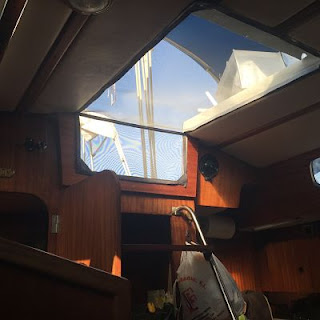 jeanneau melody 35. mosquiteras para el barco
