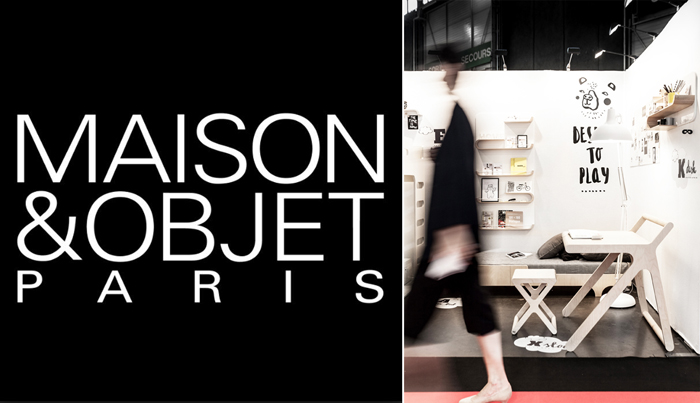 Maison&Object fair in Paris exhibitors Rafa-kids