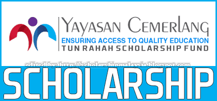 Tun Rahah Scholarship Fund (Degree and Master) 2014 | Biasiswa