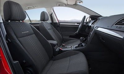 2017 VW Golf TDI Interior