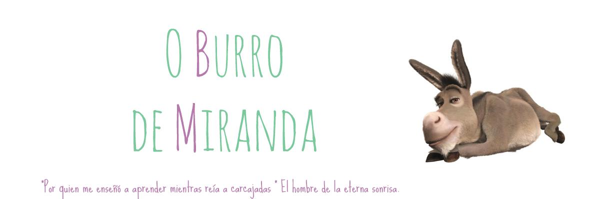 o burro de Miranda