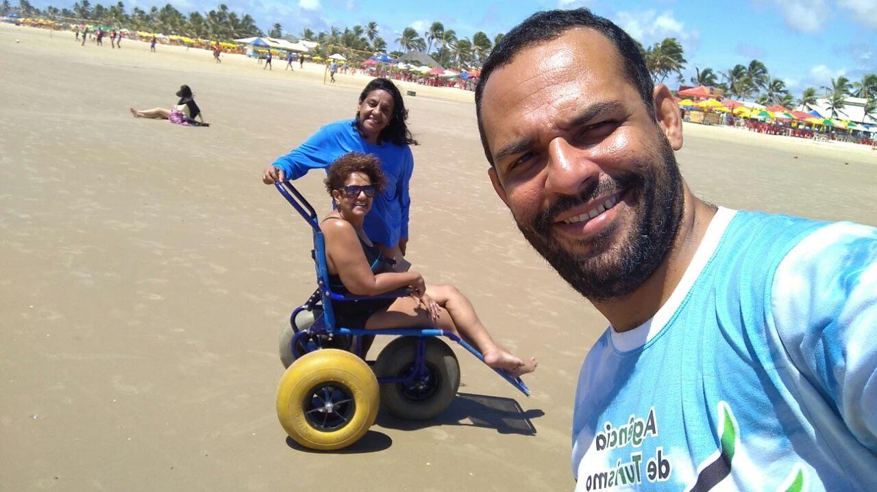 Acessibilidade, para cadeirantes e pessoas especiais