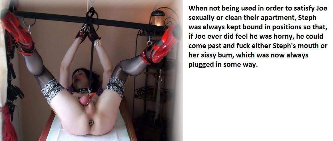 stories Forced diaper bondage
