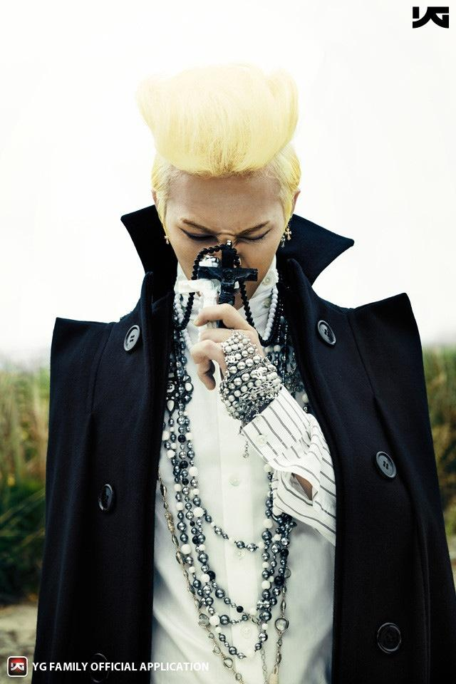 G-Dragon Light It Up lyrics