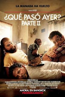 Ver Película ¿Que Paso Ayer? 2 Online Gratis (2011)