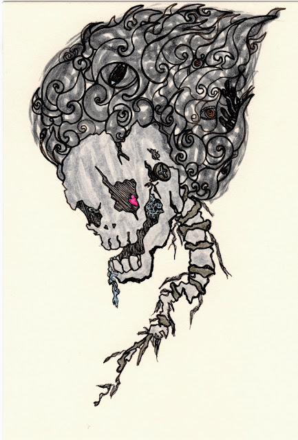 チギレルホドノオモイ / Skull was broken in love.