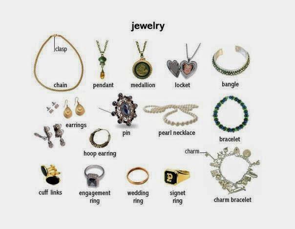 english honori garcia  accessories  vocabulary
