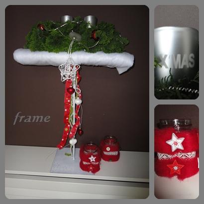 Marions bloem deco idee kerst is in aantocht - Idee deco voor professioneel kantoor ...