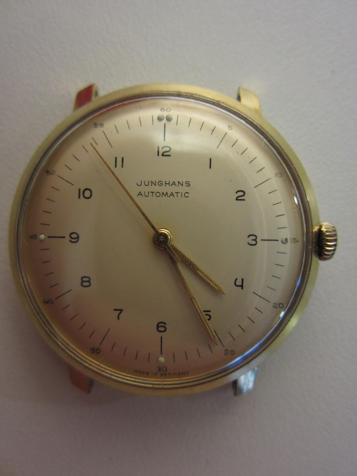 A short guide the original max bill junghans watch design from 1962 a short guide the for Junghans watches