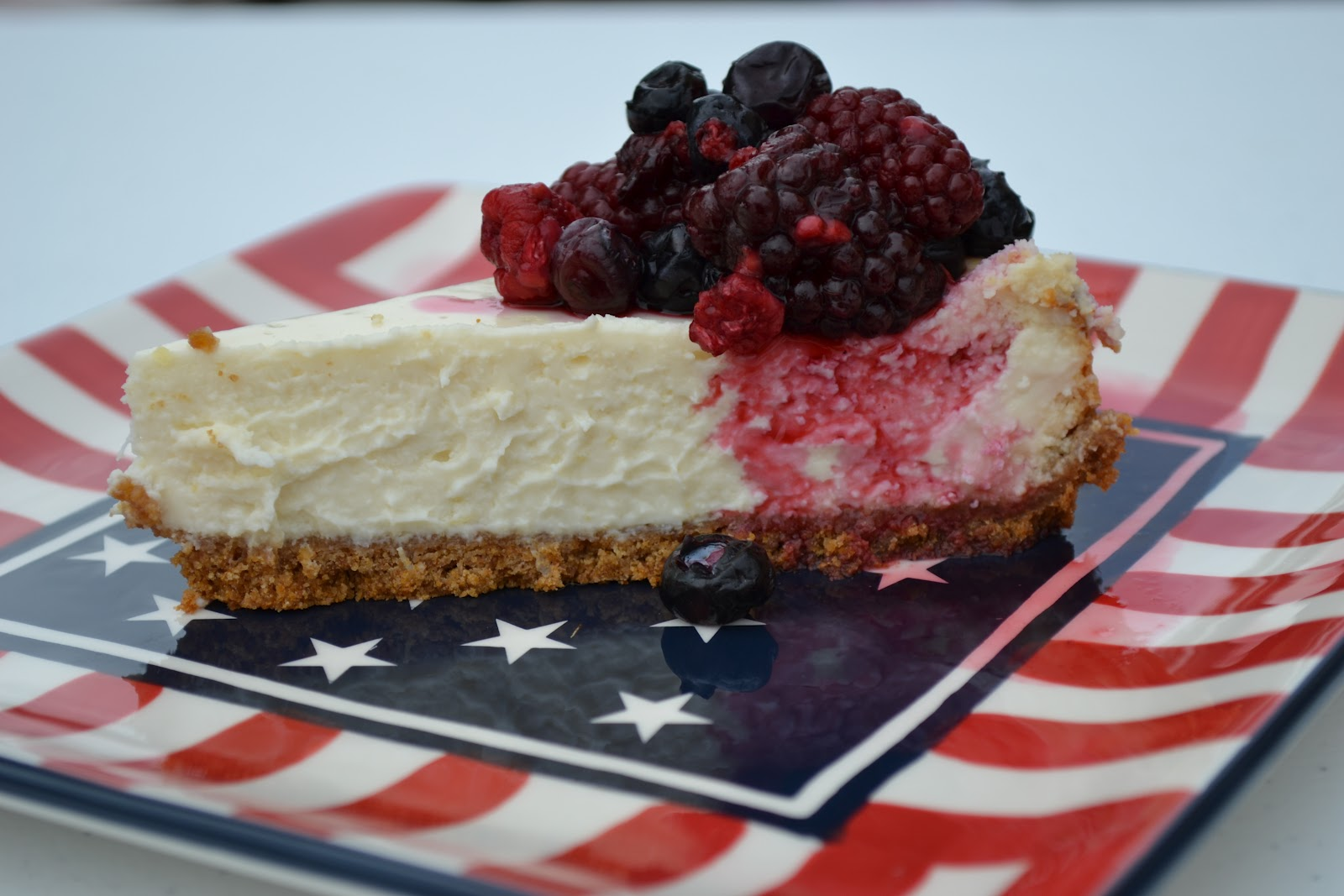Taste of Alaska: Light Cheesecake