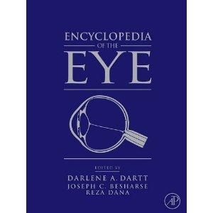 Encyclopedia of the Eye, Four-Volume Set Eye