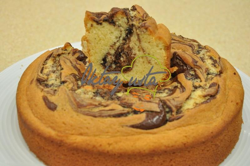 Fındıklı Çikolotalı Mozaik Kek Tarifi
