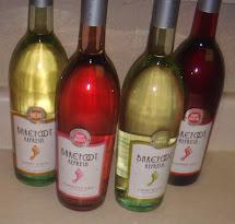 Barefoot Refresh Crisp White Wine