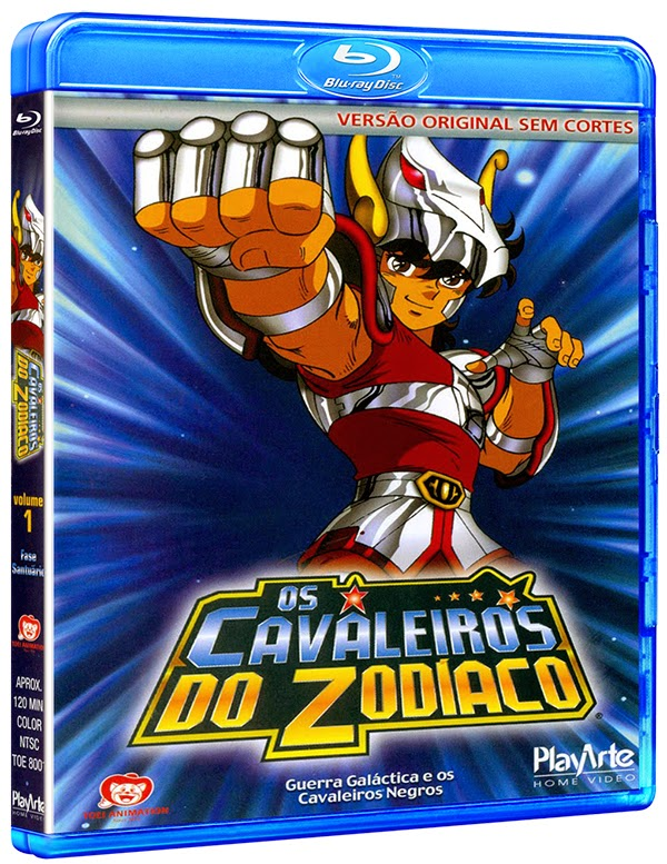 Os Cavaleiros do Zodíaco:Saga Torneio Galactico (1989) Blu-Ray 1080p Download Torrent Dublado