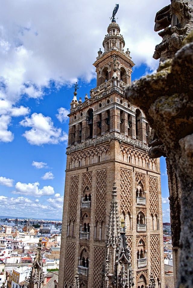 La Giralda. Catedral de Sevilla