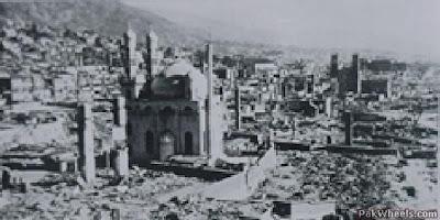 Masjid Kobe - Kalis Bom Atom Dan Gempa Bumi