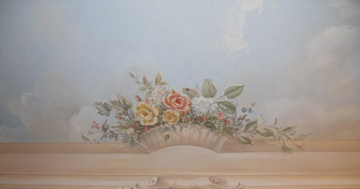 Decorazioni pittoriche il soffitto senza soffitto - Decorazioni pittoriche ...