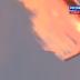 Tên lửa Nga phát nổ ngay sau khi cất cánh