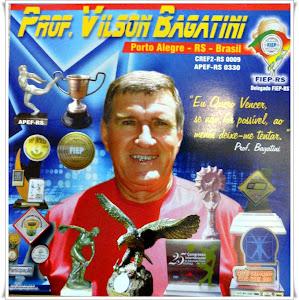 Professor Vilson Bagatini