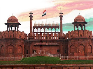 Independence day at Red fort