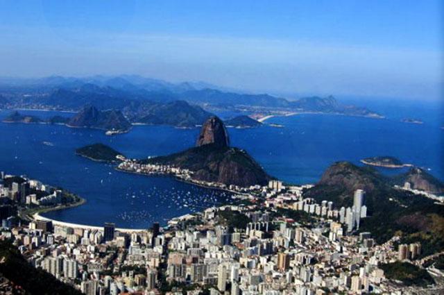 Locais turísticos conhecendo os melhores do Rio