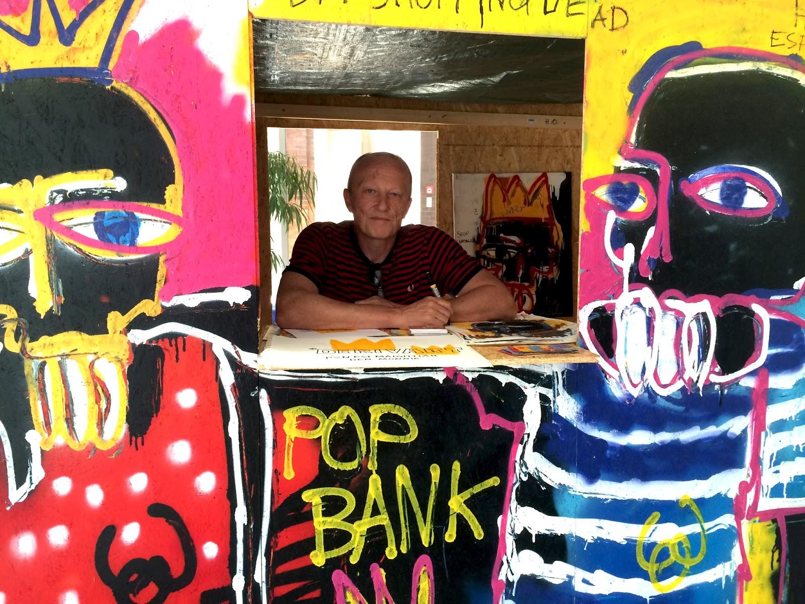 B Ro F R Kunstvermittlung Popbank Das Konto F R Alle