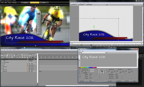 ايقونة تمحيل برنامج Corel VideoStudio Pro X5 15.0.0.258