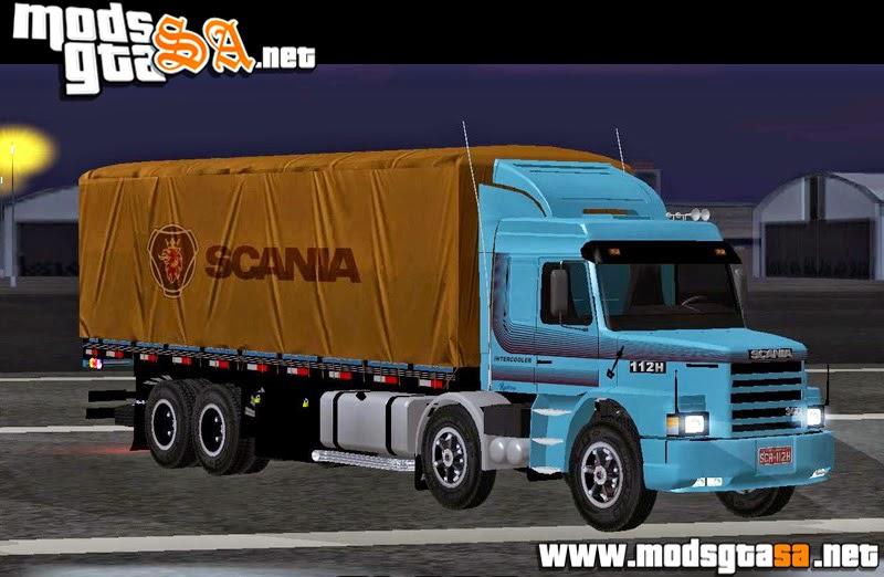 SA - Scania 112h 1990 Bitruck