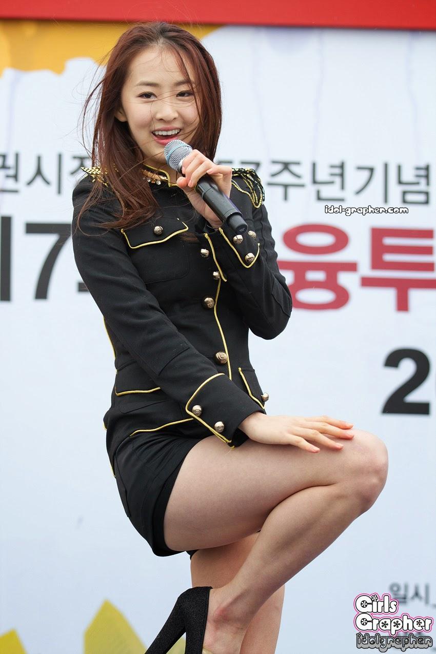 Sistar (씨스타) Dasom (다솜) - Bulls Race on 06 April 2013