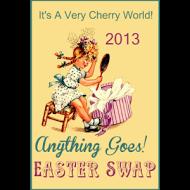 Easter swap 2013