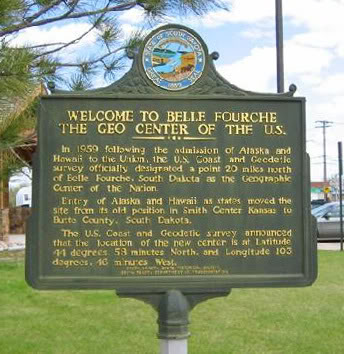 Welcome to Belle Fourche, South Dakota