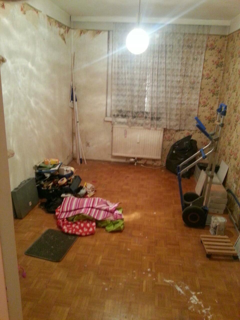 Immer neue Ideen ...: Renovierung Arbeitszimmer :-)