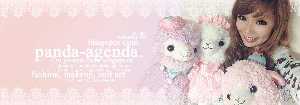 ★PANDA-AGENDA