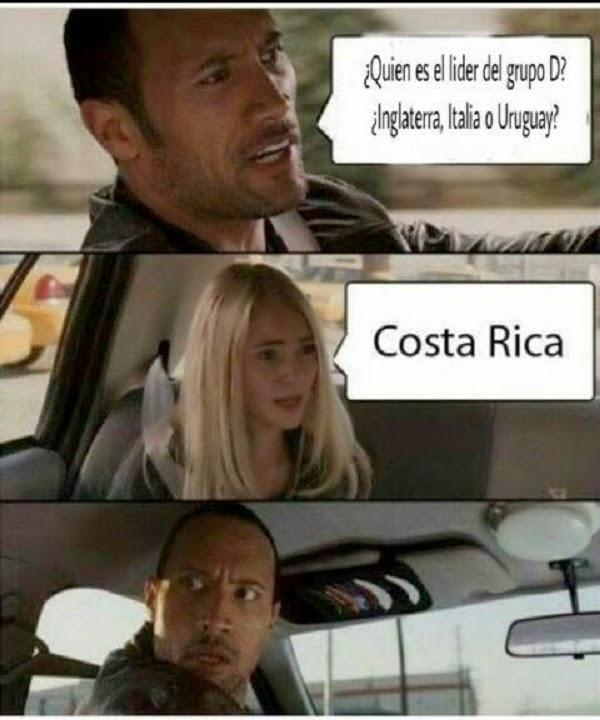 Costa Rica el mejor