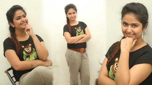 Avika Gor Latest Stills At Cinema Choopistha Mava Thanks Meet